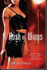 rush of wings