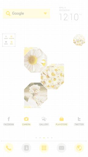 Yellow flower ドドルランチャのテーマ