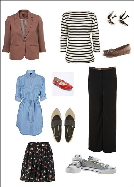 spring wardrobe essentials