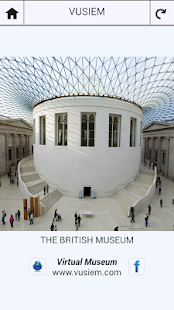 Vusiem British Museum - screenshot thumbnail