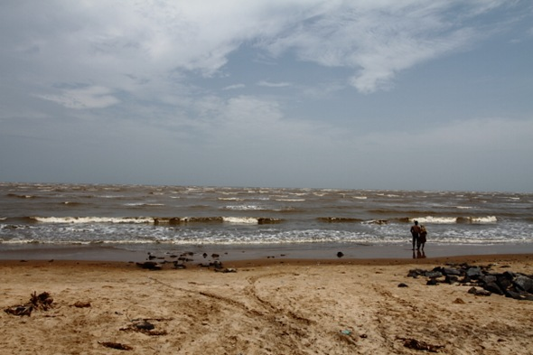 Chandipur Beach, Orissa