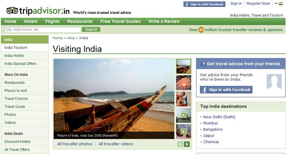 Featured on TripAdvisor -1