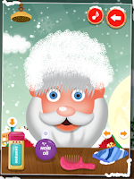 Screenshot of Christmas Hair Salon 2