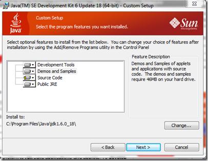 Java 7 64 bits windows 8