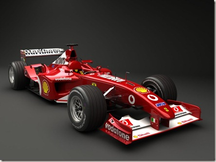 Blog computer grafica 3d ferrari f1 in 3d gratis for Grafica 3d gratis