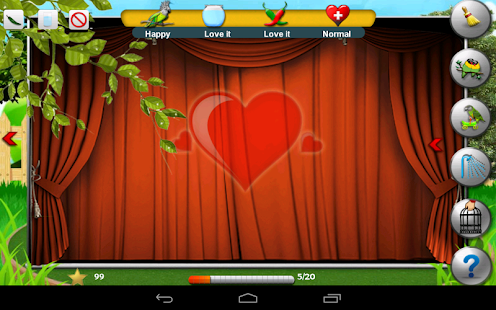Parrot Pet Shop -Bird pet game - screenshot thumbnail