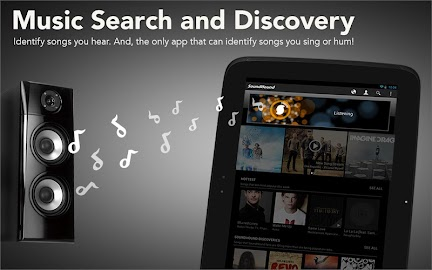SoundHound Music Search Screenshot 16