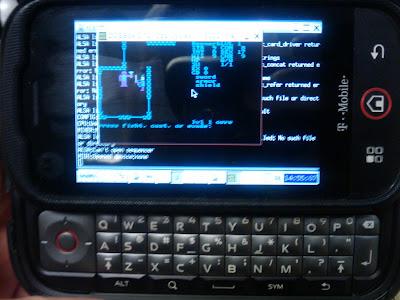 VOGONS • View topic - Dosbox on Motorola Cliq (Android phone)