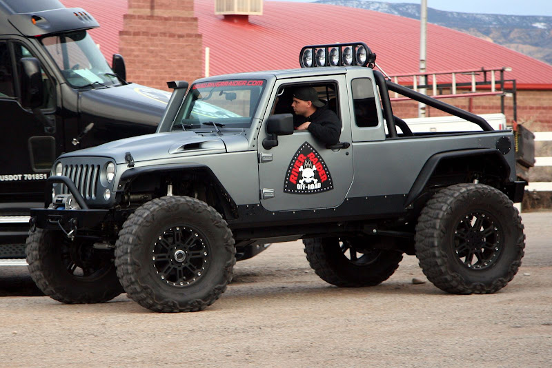 Jeep Brute For Sale >> Jeeps with truck cabs - Page 5 - Pirate4x4.Com : 4x4 and ...