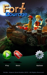 Fort Courage - screenshot thumbnail