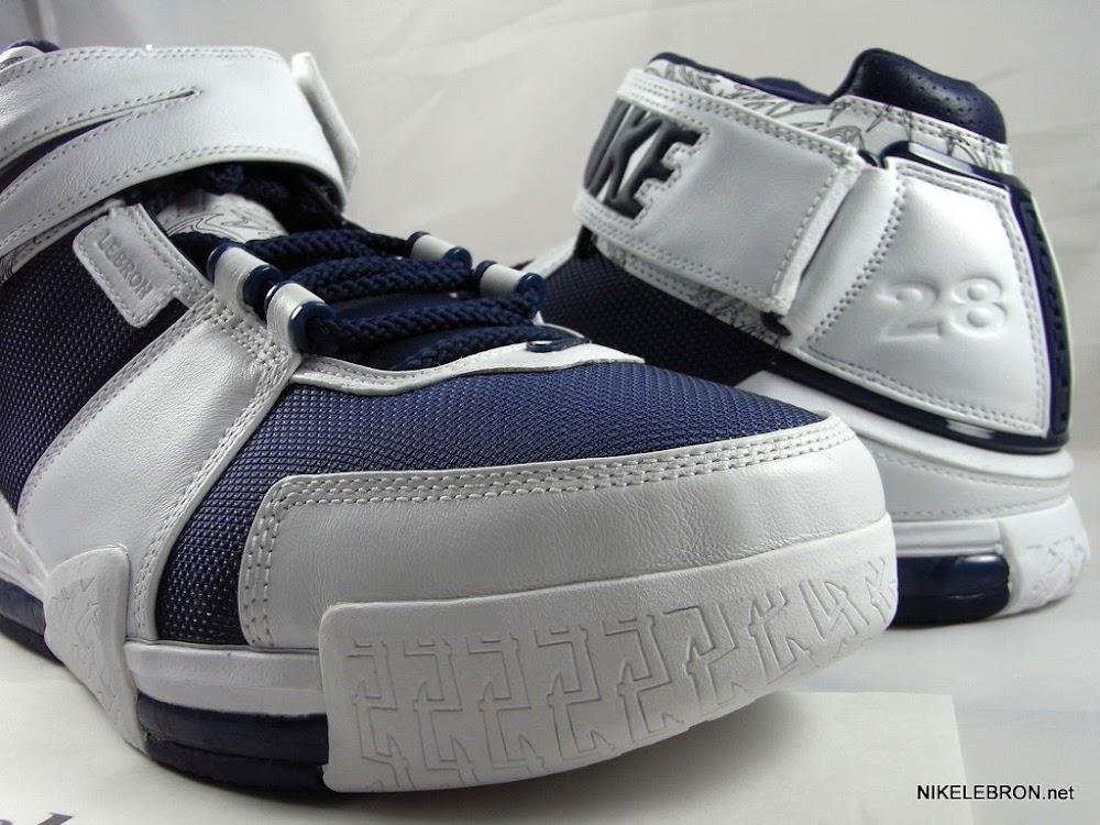 size 40 d4cf0 c1760 Nike Zoom LeBron II 8211 Marshall Faulk 28 8211 Player Exclusive ...