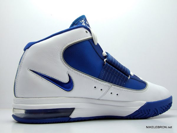 4404346311f ... Nike Zoom Soldier IV TB WMNS 8211 WhiteRoyal Sample New Photos ...
