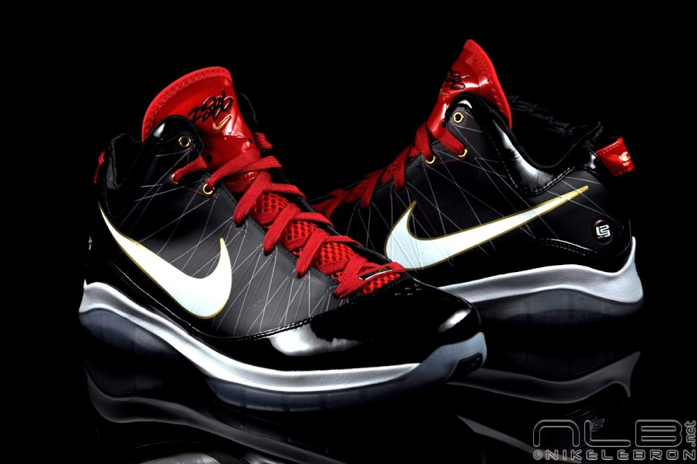930e03c96150 Nike LeBron VII (7) P.S. (Post Season) 407639-002 Showcase