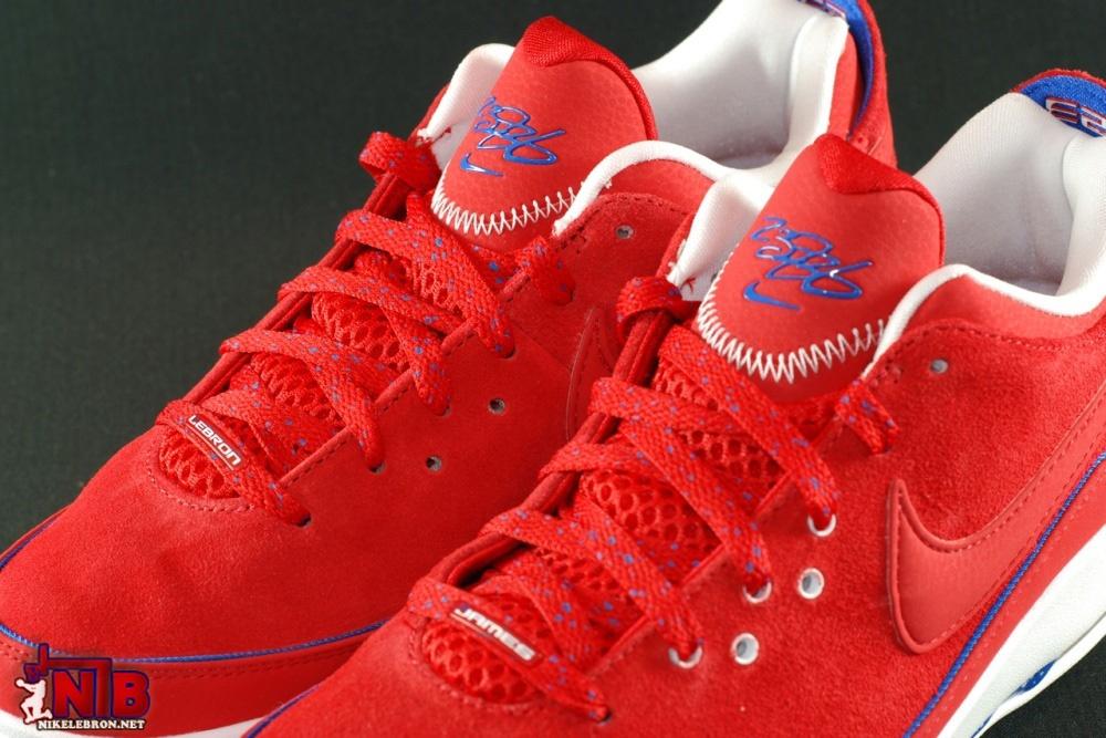 e4135670975 Nike LeBron VII 7 Low 8220Rumor Pack8221 8211 Russia CSKA Moscow ...