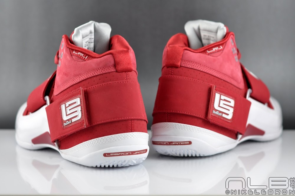 d7c23cd086fe3 Throwback Thursday Nike Zoom Soldier Ohio State Away PE ...