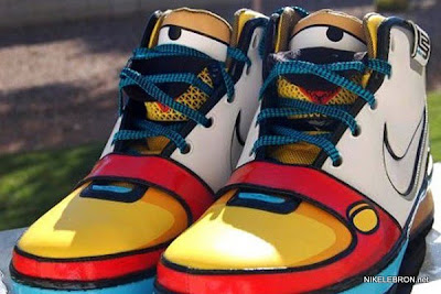 Solletico mentale per me  Throwback Thursday: A Second Look at the Stewie Zoom LeBron VI | NIKE LEBRON  - LeBron James Shoes