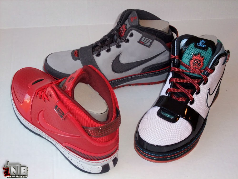 54c0ecede9bb81 8220Tale of 3 Cities8221 8211 Zoom LeBron VI City Pack Group Pictures ...