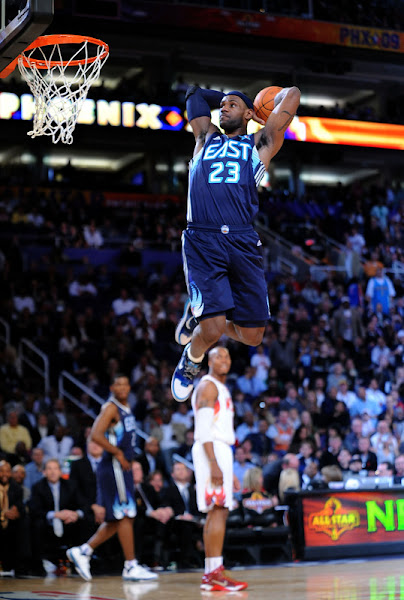 2009 NBA All-Star Game in Phoenix – LeBron James Photos | NIKE LEBRON - LeBron James Shoes