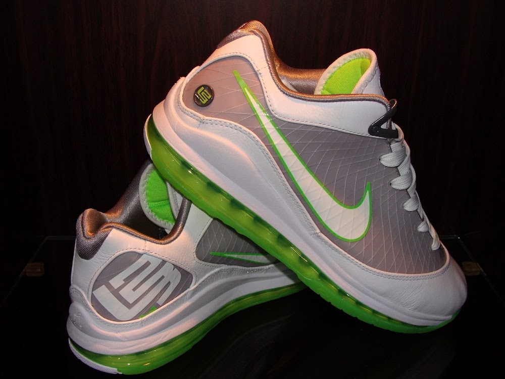cheaper 203df 307fb Air Max LeBron VII Low 8220Dunkman8221 Official Release Date 8211 72 ...