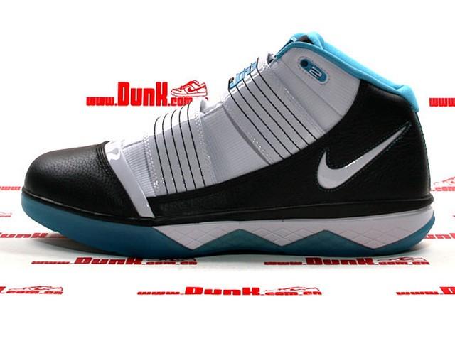 380c3b37c3d Alternate Aqua Nike Zoom LeBron Soldier III Released in Asia