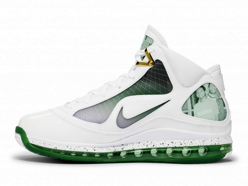 326f7491e1190 OFFICIAL  NIKE AIR MAX LEBRON VII   PS (Post Season) CONGRATS TO LBJ ...