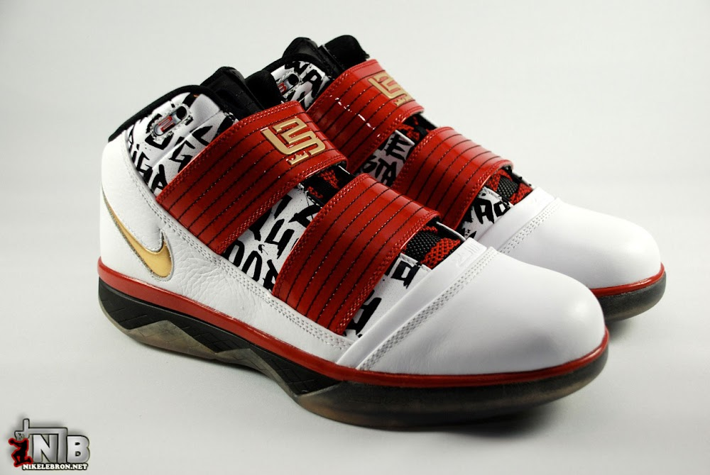 836986e0036c Nike Zoom LeBron Soldier III Almost NBA Finals Edition ...