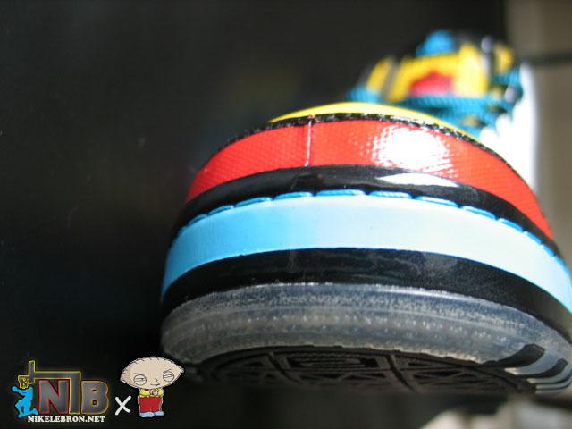03395d1b9a7 ... LeBron + Stewie HOTNESS! NikeTalk  NIKE ZOOM LEBRON VI ...