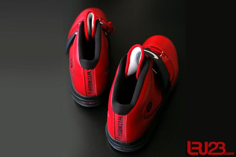 4e675226b00f3 ... Nike Zoom Soldier 4 IV LeBron James Skills Academy 2010 PE ...