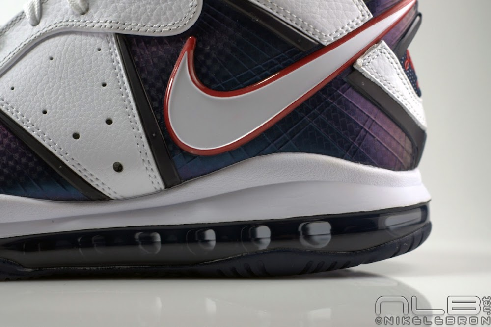 separation shoes b210f f1a51 First Impression Unboxing amp Basketball Session with Nike LeBron 8 ...