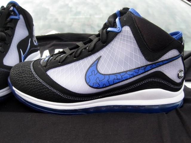 quality design fdce0 963d2 Air Max LeBron VII 8220Heroes Pack8221 Penny Hardaway 8211 New Photos ...