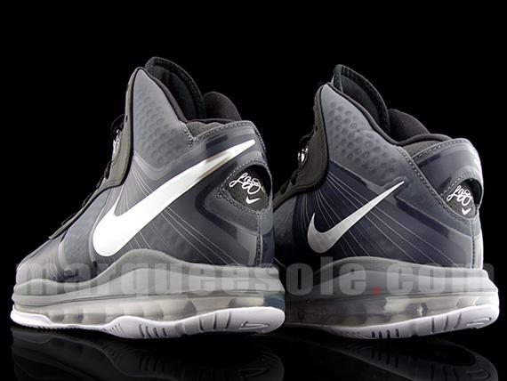 low priced 5b847 18c08 ... Nike LeBron 8 V2 8211 BlackGreyWhiteNeon 8211 Actual Photos ...