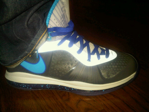 sale retailer 0b6e5 334ab ... Leaked  DJCK Shows Nike LeBron 8 V 2 in All-Star Colorway