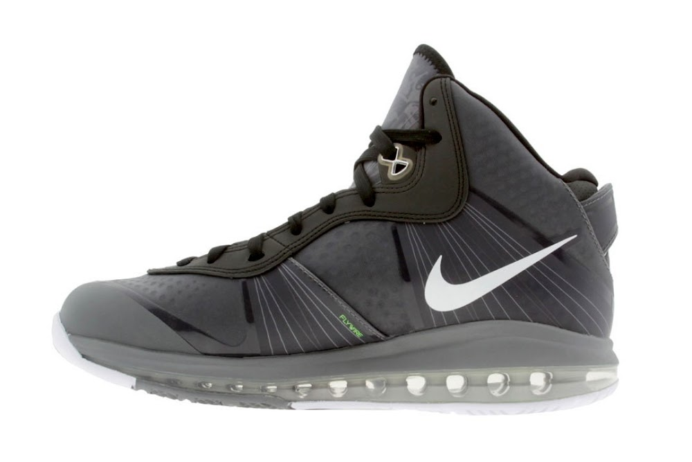 2ac66e212bc ... LeBron 8 V2 8220PreDunkman8221 Arrives Early Compare with LBJ8217s PE  ...