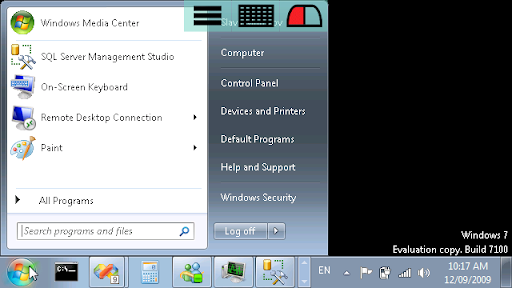 SymRDP 1 00 47 - RDP Client for for S60 5th Edition   Java