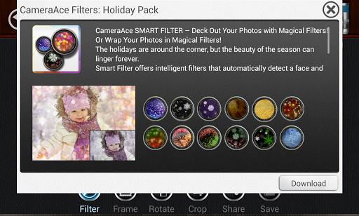 카메라에이스 필터: Holiday pack