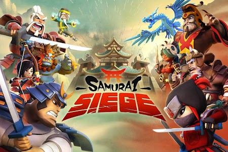 Samurai Siege: Alliance Wars v1295.0.0.0