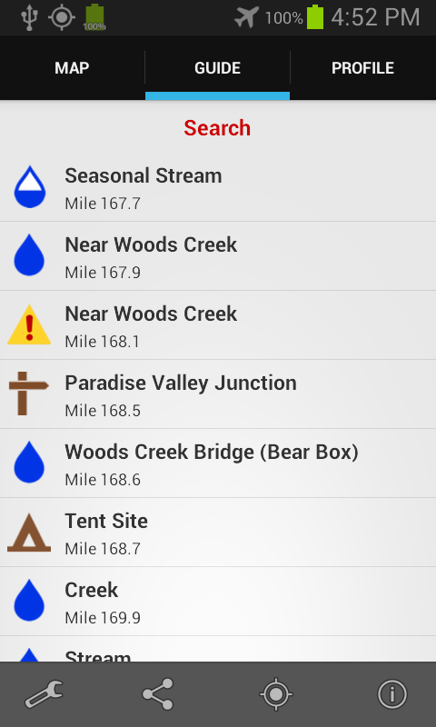 John Muir Trail Hiker - screenshot