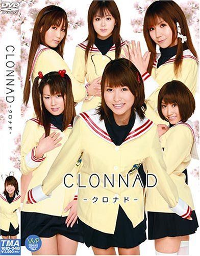 TMA 年末大作 CLONNAD-六朵金花的工口故事