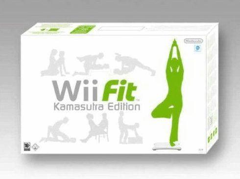 生命在于运动,日日都要运动-Wiifit Kamasutra 特别版