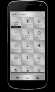CM10 JB Theme NEUTRALYZD FREE - screenshot thumbnail