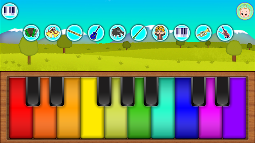 Baby Piano 1.1.0 screenshots 4