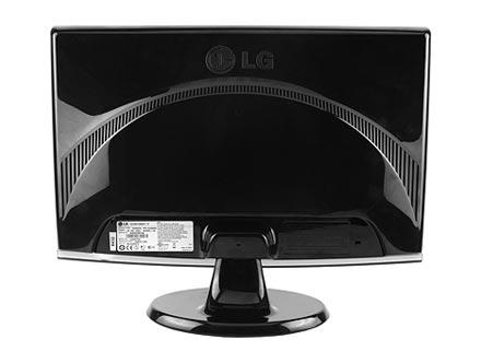 Monitor LG W2053TQ.