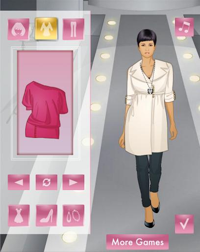 Dress Up: Model Dressup