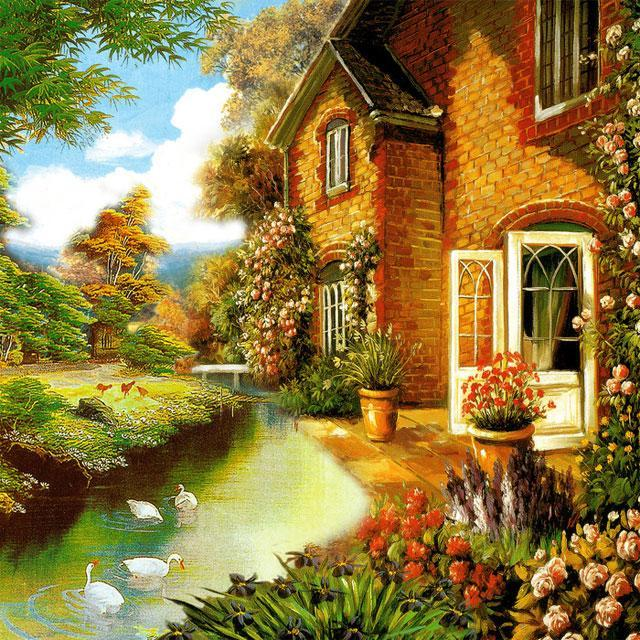Houses Jigsaw Puzzles Android Apps On Google Play