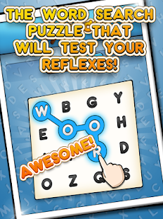Woords! - Social Word Search - screenshot thumbnail