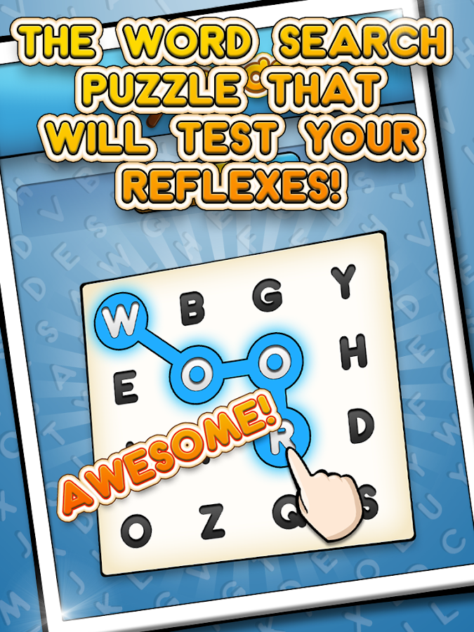 Woords! - Social Word Search - screenshot