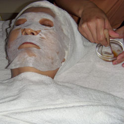 Facial treatment training final