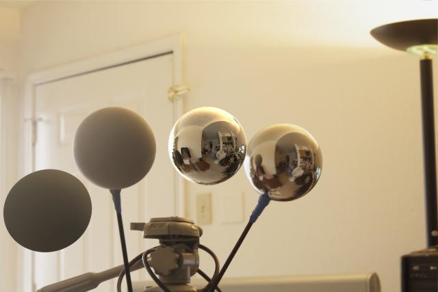 HDRI Community - IBL and gray ball lighting calibration issue