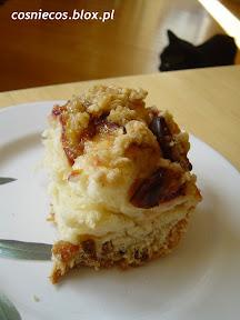 Ciasto drożdżowe teściowej - ze śliwkami