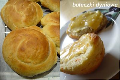 Weekendowa piekarnia #49: Sefardyjskie bułeczki z dynią